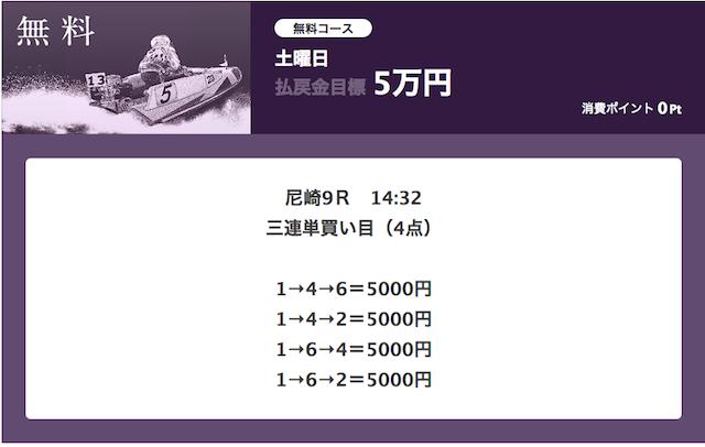 必勝モーターボートの無料予想2018/03/10