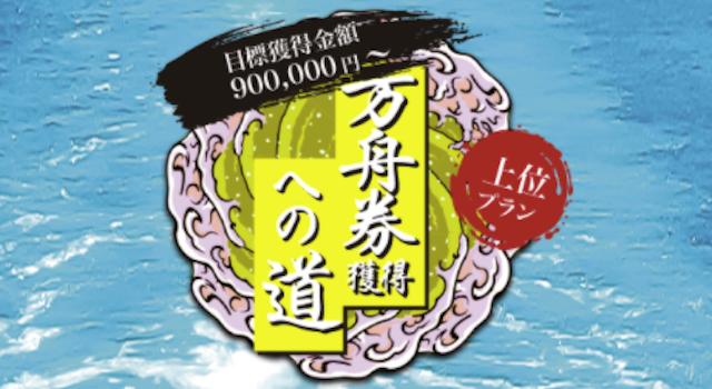 競艇道プラン 万舟券獲得への道