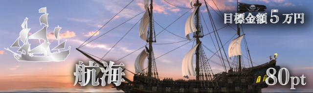 ボートパイレーツ:航海